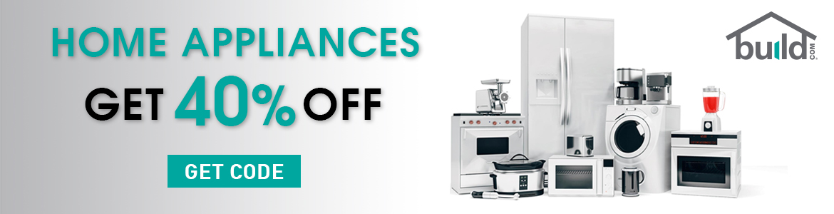 Home Appliances Coupon & Promo Codes get 40% Off
