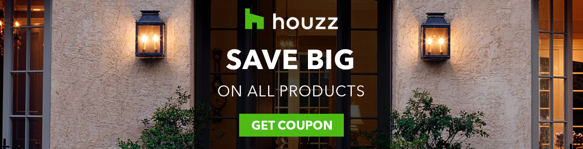 Houzz up to 50% off on Furniture & Decor