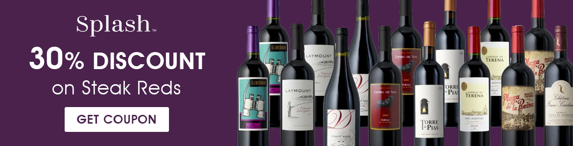 Popular Splash Wines Promo, & Discount Codes