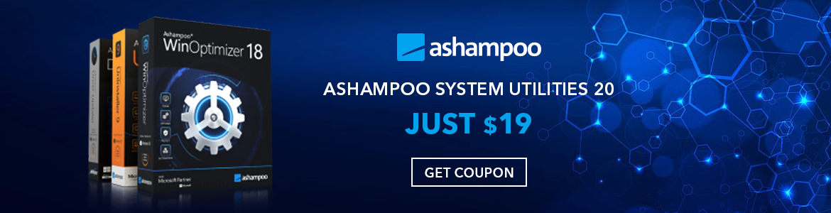 Ashampoo System Utilities 20 Just $19. 00. Shop Now