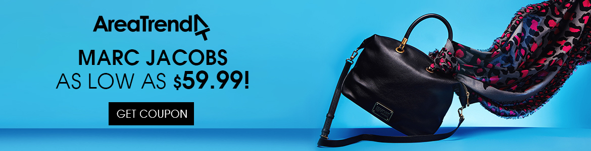 Marc Jacobs As Low As $59.99