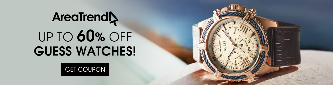 Up To 60% Off Guess Watches
