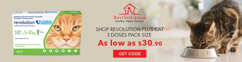 Shop Revolution Plus Cat 3 Doses Pack Size As Low As $30.90. Shop Now