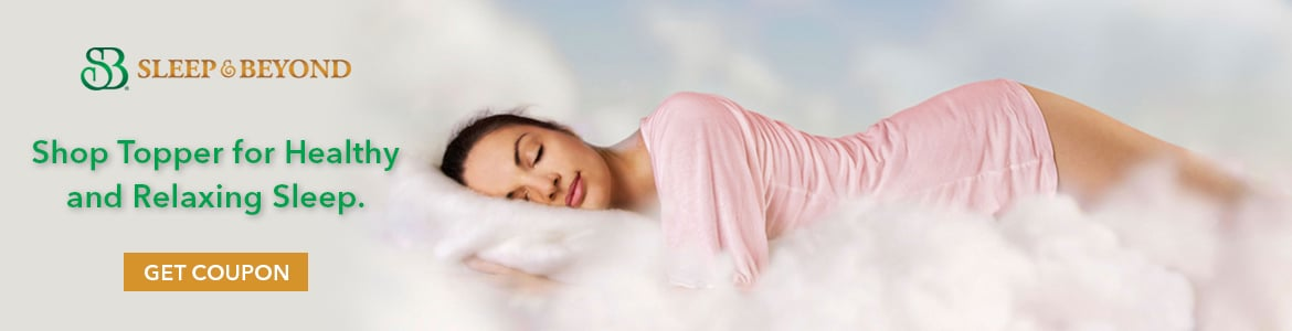 Shop Topper for Healthy and Relaxing Sleep